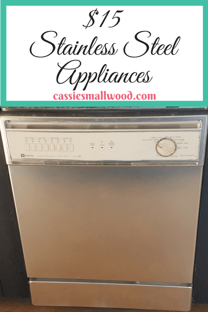 Stainless steel appliances cheap. These are not stainless steel appliance covers or stainless steel appliance panels. Cheap stainless steel appliances makeover