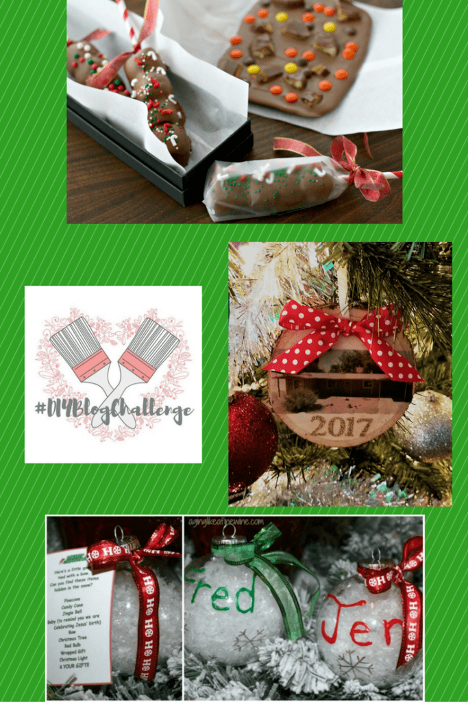Easy DIY Christmas gifts for everyone on your list!