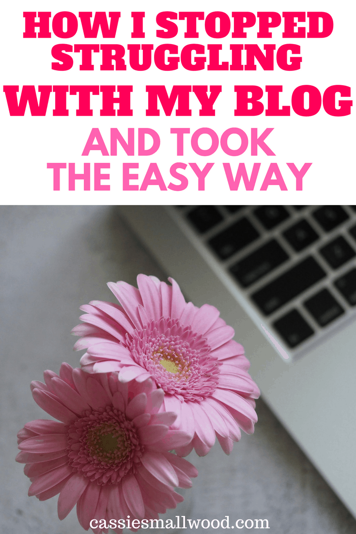 I'm so glad I found this! I was so tired of struggling with my blog. Great tips on how to set up a blog and make it work for you!