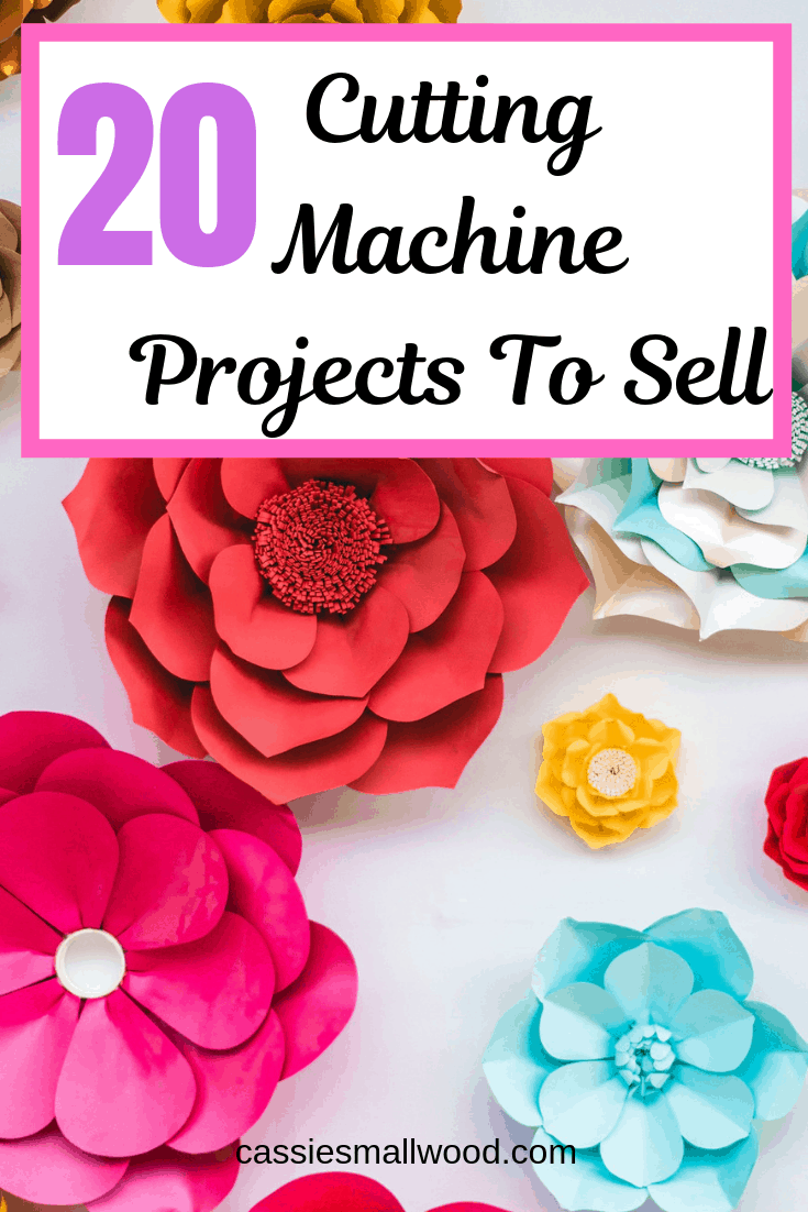 20 Cricut Maker Projects To Make And Sell For Extra Money