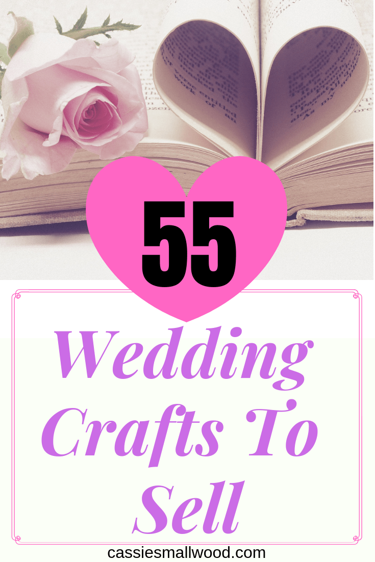 Wedding Crafts To Sell For Extra Money Cassie Smallwood