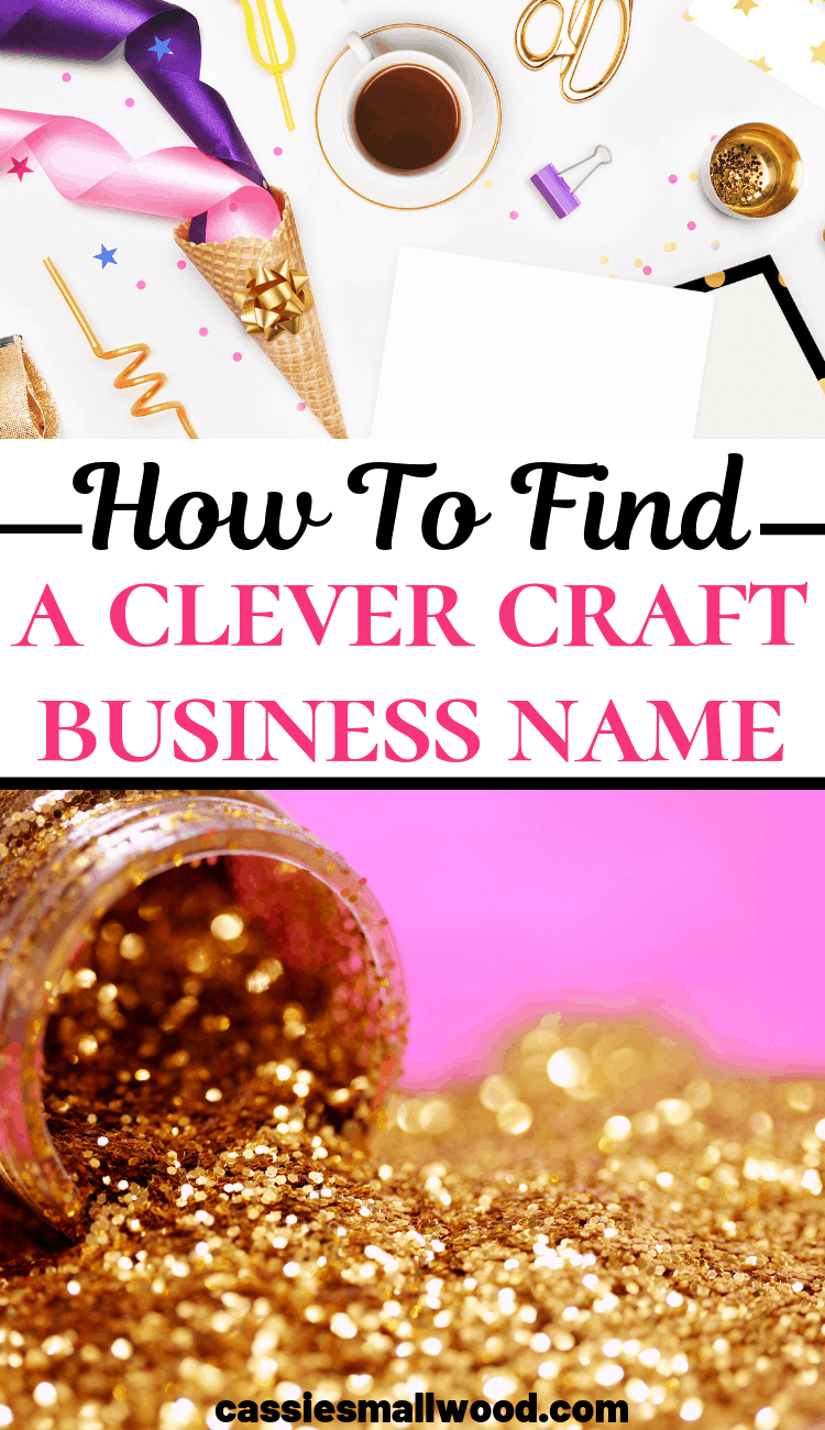 How To Brainstorm A Craft Business Name Cassie Smallwood